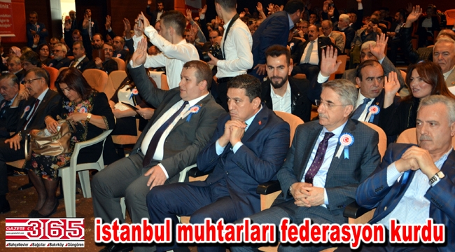 TÜM-FED'in Genel Başkanı Selami Aykut oldu