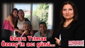 Yazarımız Saara Yılmaz Özenç'in babası vefat etti