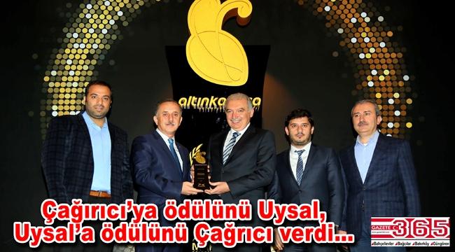 Bağcılar Belediyesi 'Engelsiz Afet' projesiyle 'Altın Karınca' ödülünü aldı