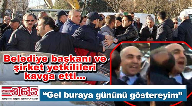 Bakırköy Spor Vakfı'nın yıkımında 1 işçi hayatını kaybetti, olaylar çıktı