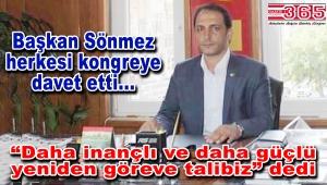 CHP Bağcılar'da Murat Sönmez yeniden aday…