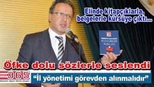 """CHP Bahçelievler İlçe Başkanı Özkan: """"Yaşadıklarımızın Türkçe karşılığı; alçaklıktır"""""""