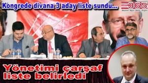 CHP Güngören İlçe Başkanı Temel Akkoç oldu