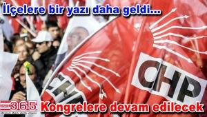 Durdurulan CHP İstanbul kongrelerine devam kararı alındı