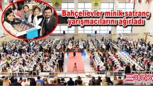 İstanbul Küçükler Satranç İl Birinciliği finallerine Bahçelievler ev sahipliği yaptı