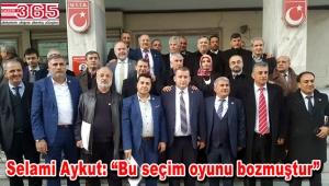 İstanbul Valiliği Mütevelli Heyeti seçimi sonrası TÜM-FED'ten açıklama geldi