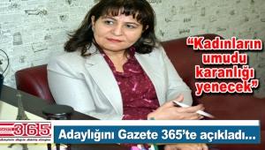 Gülsüm Öner Yetkin CHP Bahçelievler İlçe Kadın Kolu Başkanlığı'na aday oldu