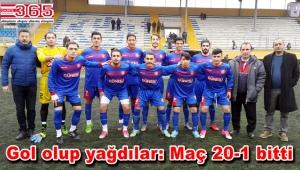 Bağcılar Güneşlispor'dan tarihi galibiyet…