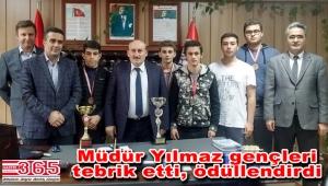 Bağcılar Mesleki ve Teknik Anadolu Lisesi İstanbul 2'ncisi oldu