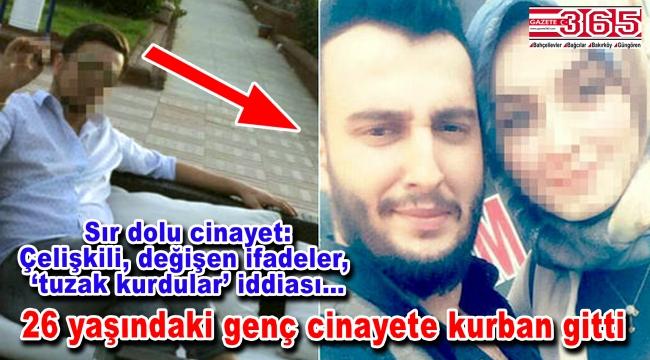 Bahçelievler'de bir genç, kız arkadaşının evinde öldürüldü