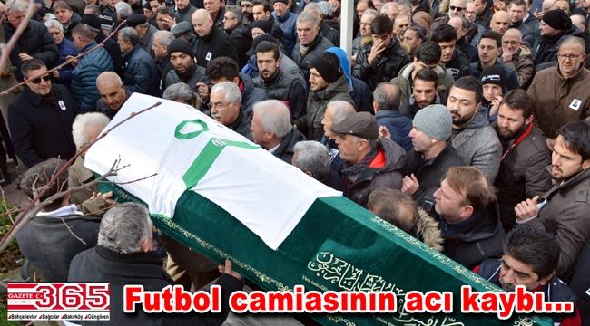 Bahçelievler Spor Kulübü yöneticilerinden Fatih Cemil Dinçer vefat etti