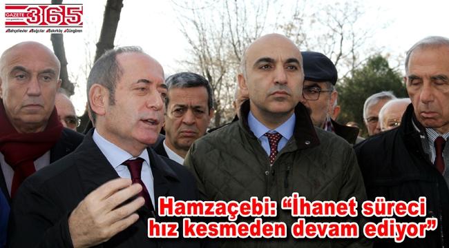 Bakanlığın Yeşilköy'de yaptığı imar planı değişikliğine tepki gösterdiler