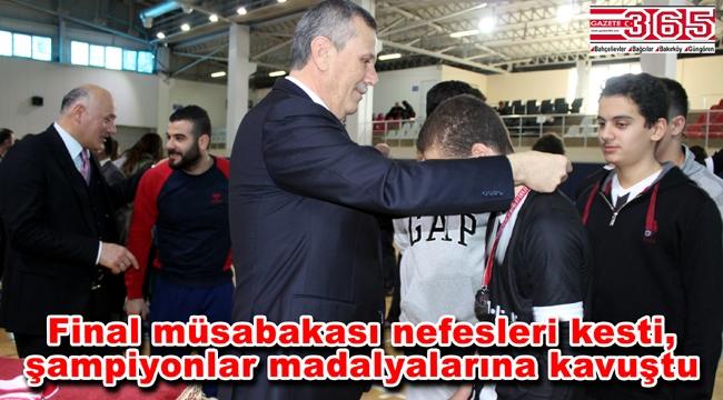 Bakırköy'de düzenlenen Futsal turnuvası sonuçlandı