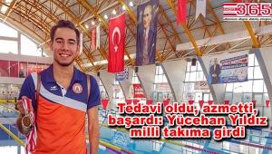 Bakırköy'de mucize: Doktorlar yürüyemez dediler, o milli sporcu oldu