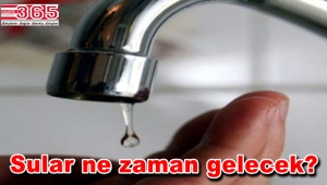 İstanbul'da 3 ilçede saatlerce su olmayacak: Bakırköylüler dikkat!