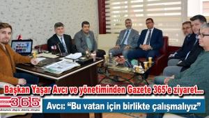 Saadet Partisi Bahçelievler Gazete 365 Ailesi'nin 'Gazeteciler Günü'nü kutladı