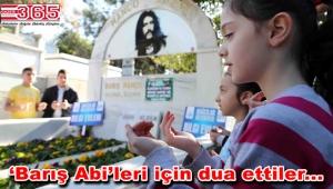 Bağcılar Belediyesi Bilgi Evleri çocukları 'Barış Abi'lerini unutmadı