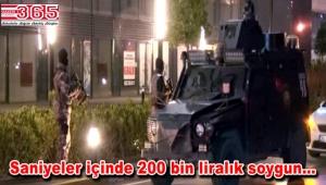 Bağcılar'da maskeli silahlı kuyumcu soygunu yaşandı