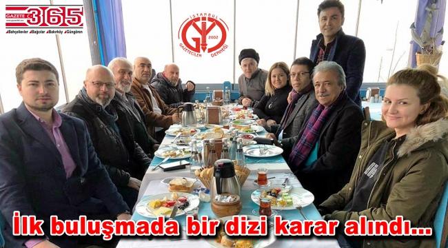 İstanbul Gazeteciler Derneği logosunu arıyor!