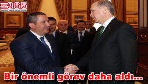 Mahmut Gürcan AK Parti İstanbul 3. Bölge Koordinatörlüğü görevine getirildi