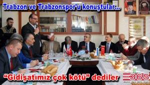 Trabzonlu başkanlar Bahçelievler'de buluştu