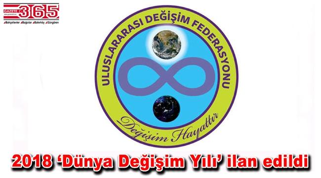 Uluslararası Değişim Federasyonu kuruldu...