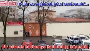 Bakırköy Kadın Cezaevi'nde silah sesleri…