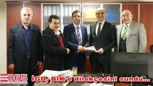 İGD, Basın İlan Kurumu'ndan destek talep etti