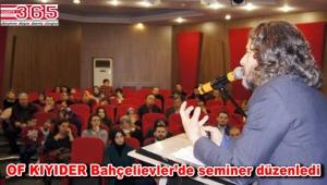 OF KIYIDER'den 'Cinsel İstismar ve Çocuk Eğitimi' semineri…