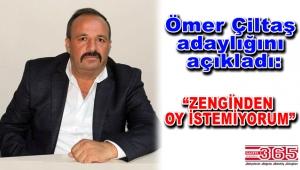 Ömer Çiltaş, Bahçelievler Belediye Meclis Üyeliği için aday olacağını açıkladı