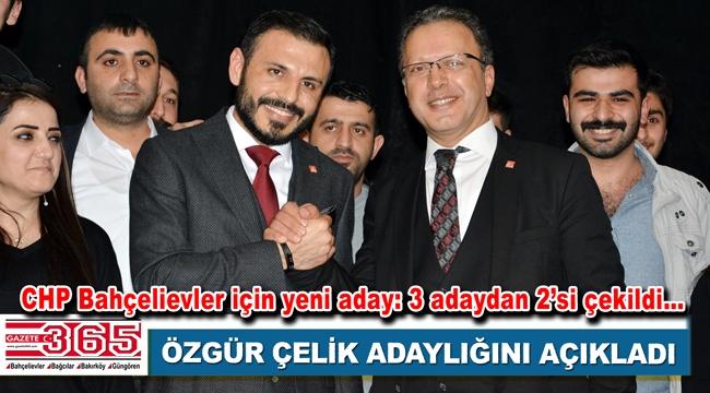 Özgür Çelik CHP Bahçelievler İlçe Başkan Adaylığını açıkladı