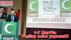 """Yeşilay Güngören Başkanı Mehmet Yıldız: """"Bağımlılıklarla mücadele için bir nedenimiz var"""""""