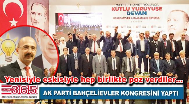 AK Parti Bahçelievler İlçe Başkanlığı'na Ramazan Açıkgöz seçildi