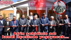 Bahçelievler Şehit Necmettin Yiğit Anaokulu açıldı