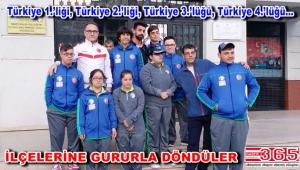 Bahçelievler Özel Eğitim Okulu öğrencileri Türkiye Şampiyonu oldu