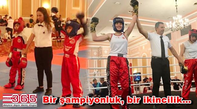 BBSK sporcuları Antalya'dan ilçeye gururla döndü