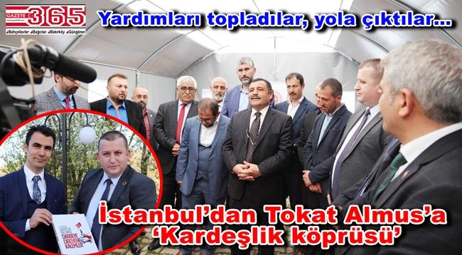 İstanbul muhtarları Tokat ile gönül bağı kurdu
