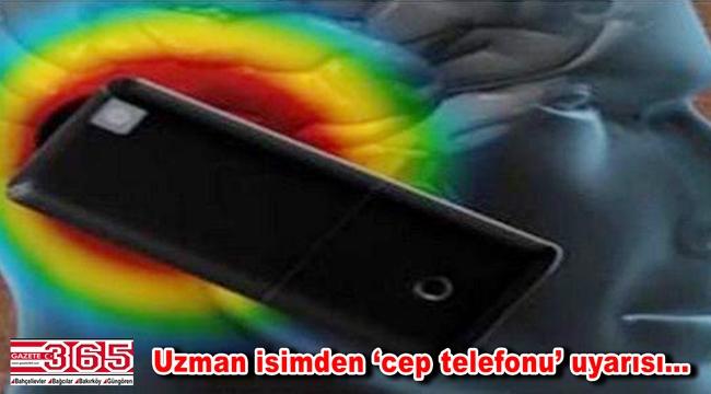 Kulak çınlamanızın nedeni cep telefonunuz olabilir