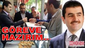 Haşim Taşkıran AK Parti'den İstanbul Milletvekili A. Adayı oldu
