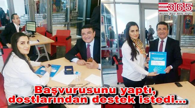 Özkahraman CHP İstanbul 3. Bölge Milletvekili A. Adayı oldu