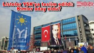 İYİ Parti'de İstanbul milletvekili adayları kimler?