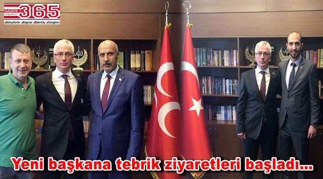 MHP İstanbul İl Başkanlığı görevine Birol Gür getirildi