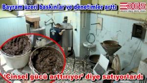 Bahçelievler'de çikolata imalathanesine baskın: 3 kişi gözaltında...