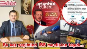 """Berke Merter: """"İBB ve TRT haksız rekabet ortamı oluşturuyor"""""""