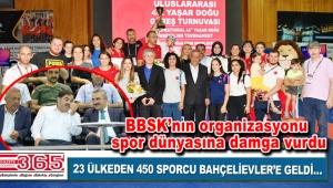 Bahçelievler'deki 46. Uluslararası Yaşar Doğu Güreş Turnuvası sona erdi