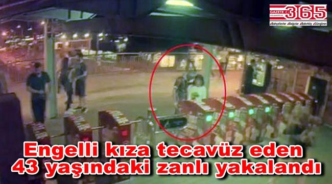 Bahçelievler'deki Metrobüs kamerasında ortaya çıktı! İğrenç olay…