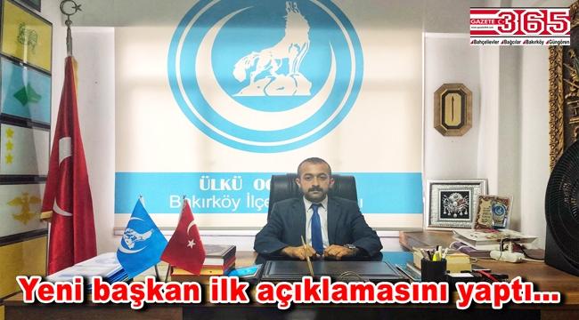 """Başkan Öztürk: """"Bakırköy'de hizmete ve mücadeleye devam edeceğiz"""""""