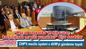 CHP'li meclis üyeleri Bahçelievler'deki bir AVM hakkında soru önergesi verdi