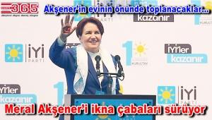 """İYİ Parti Bağcılar'dan çağrı: """"Meral Akşener'e gidiyoruz!'"""