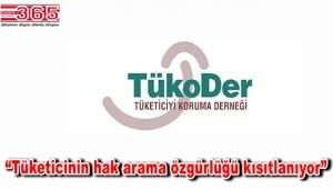 TükoDer'den Ticaret Bakanlığı'nın kararına tepki…